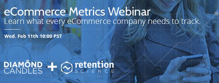 eCommerce Metrics Webinar